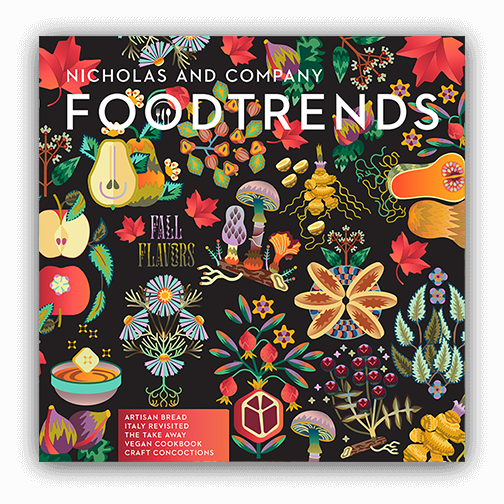 Foodtrends magazine cover
